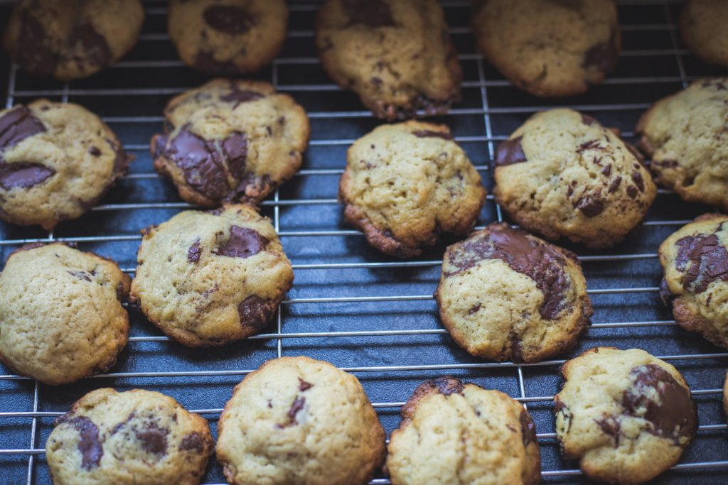 Back To Nature Chocolate Chunk Cookies Vegan