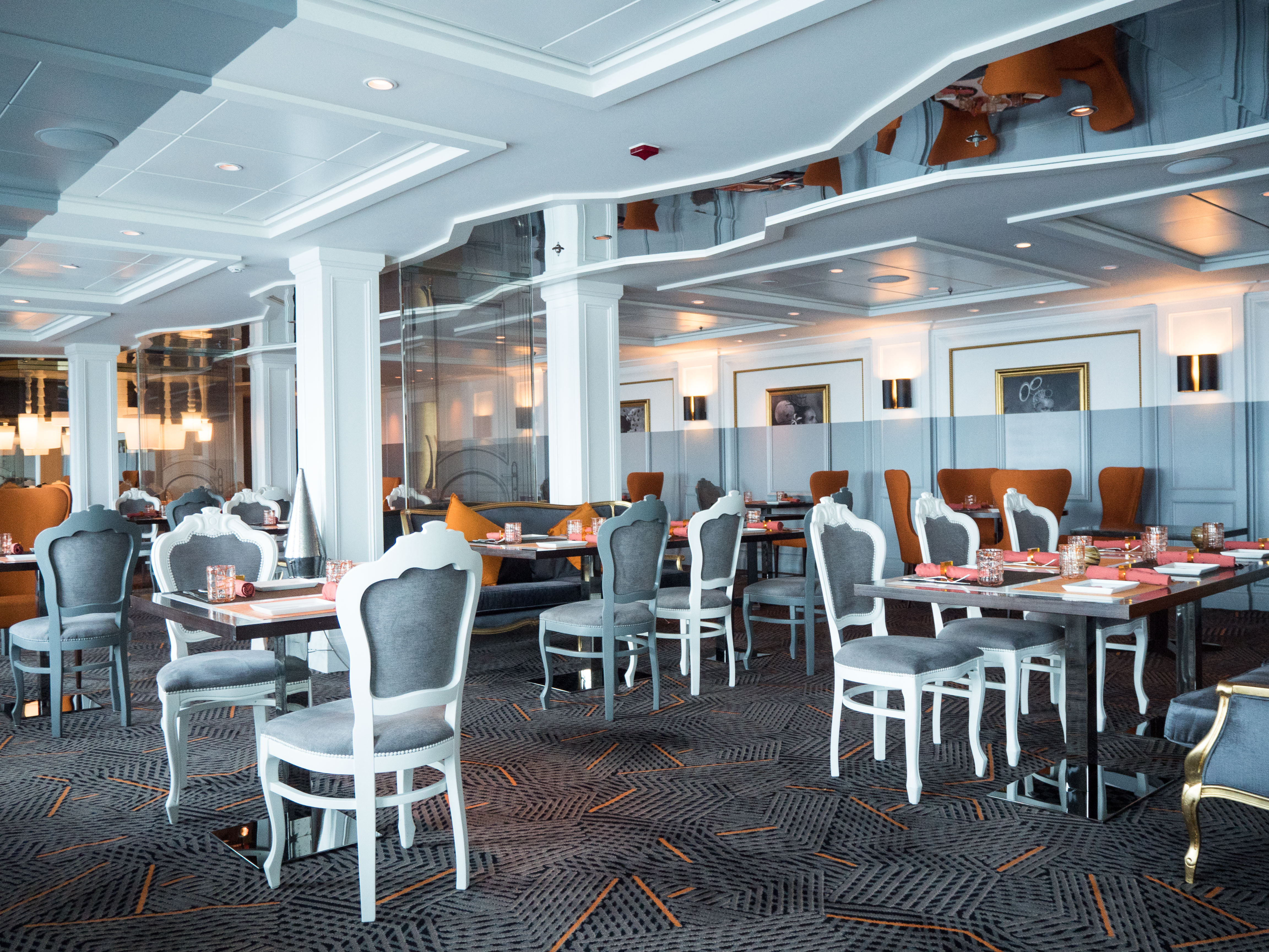 Travel Food On Board The Celebrity Constellation Rhyme Ribbons